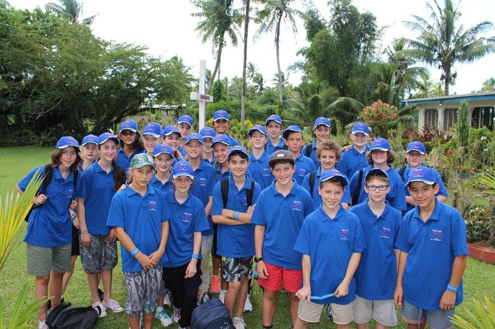 school tour uniforms